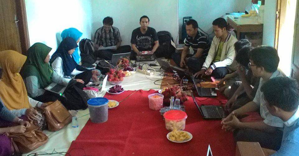 kelas internet Marketing, 13 Maret 2015 oleh Sekar