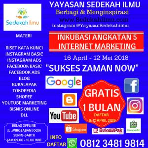 pelatihan-internet-marketing-yayasan-sedekah-ilmu